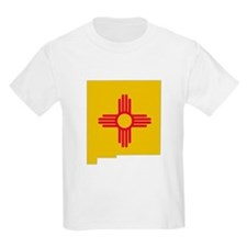 New Mexico Stripe Custom Desi T-Shirt