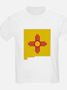 New Mexico Stripe Custom Desi T-Shirt