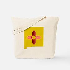 New Mexico Stripe Custom Desi Tote Bag