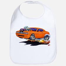 Challenger Orange Car Bib