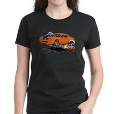 Challenger Orange Car Tee