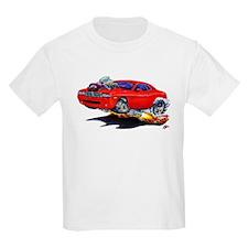 Challenger Red Car T-Shirt