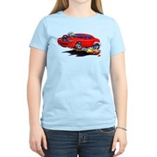 Challenger Red Car T-Shirt
