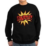 Party! Sweatshirt (dark)