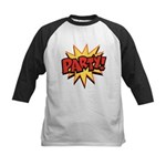 Party! Kids Baseball Jersey