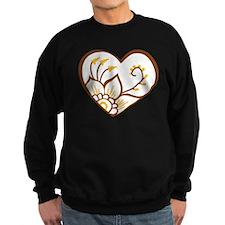 Henna Heart Sweatshirt