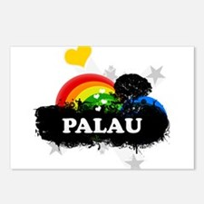 Sweet Fruity Palau Postcards (Package of 8)