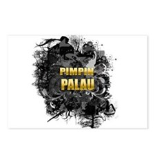 Pimpin' Palau Postcards (Package of 8)