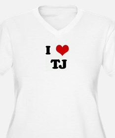 I Love TJ T-Shirt