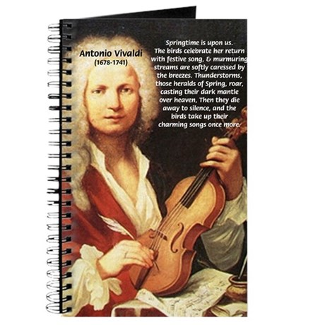 Classical Music: Vivaldi Journal