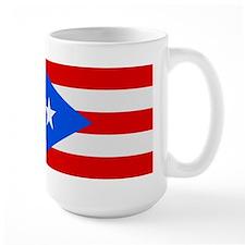 Beloved Puerto Rico Flag Mode Mug