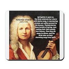 Classical Music: Vivaldi Mousepad
