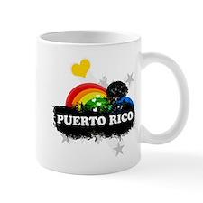 Sweet Fruity Puerto Rico Mug