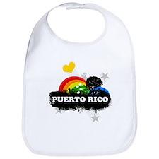Sweet Fruity Puerto Rico Bib
