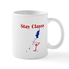 Stay Classy Puerto Rico Mug