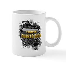 Pimpin' Puerto Rico Mug
