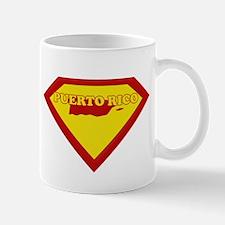 Super Star Puerto Rico Mug