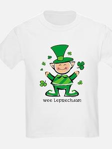 Wee Leprechaun T-Shirt