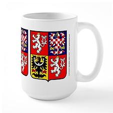 Czech Rep: Heraldic Mug