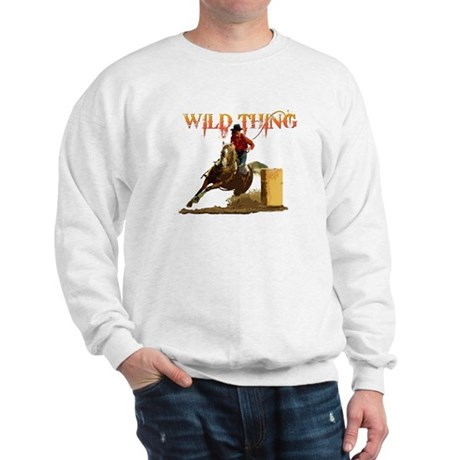 Wild Barrel cowgirls Sweatshirt
