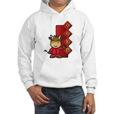 Happy New Year of the Ox! Hoodie