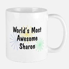 Personalized Sharon Mug