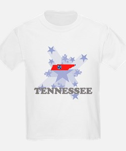 All Star Tennessee T-Shirt