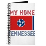 My Home Tennessee Vintage Sty Journal