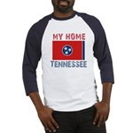 My Home Tennessee Vintage Sty Baseball Jersey