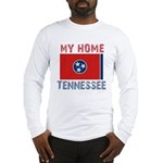 My Home Tennessee Vintage Sty Long Sleeve T-Shirt