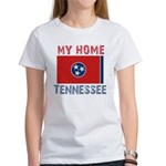 My Home Tennessee Vintage Sty Women's T-Shirt