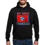 My Home Tennessee Vintage Sty Hoodie (dark)