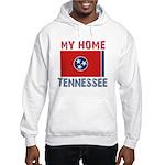 My Home Tennessee Vintage Sty Hooded Sweatshirt