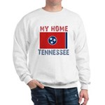 My Home Tennessee Vintage Sty Sweatshirt