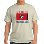 My Home Tennessee Vintage Sty Light T-Shirt