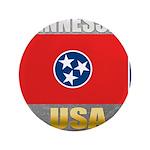 Tennessee USA Crest 3.5