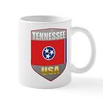 Tennessee USA Crest Mug