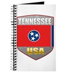 Tennessee USA Crest Journal