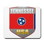 Tennessee USA Crest Mousepad