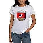 Tennessee USA Crest Women's T-Shirt