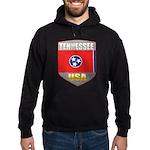 Tennessee USA Crest Hoodie (dark)