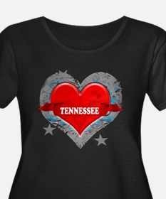 My Heart Tennessee Vector Sty T