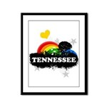 Sweet Fruity Tennessee Framed Panel Print