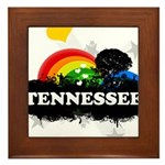 Sweet Fruity Tennessee Framed Tile