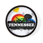 Sweet Fruity Tennessee Wall Clock