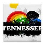 Sweet Fruity Tennessee Tile Coaster
