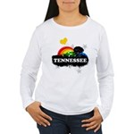 Sweet Fruity Tennessee Women's Long Sleeve T-Shirt