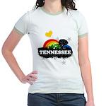 Sweet Fruity Tennessee Jr. Ringer T-Shirt