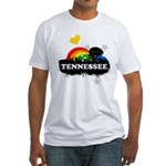 Sweet Fruity Tennessee Fitted T-Shirt
