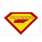 Super Star Tennessee Postcards (Package of 8)